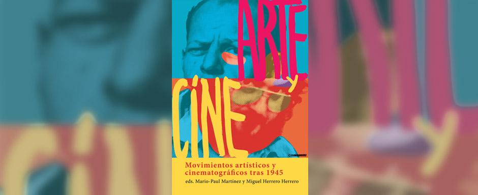 """NUEVO LIBRO """"ARTE Y CINE"""""""