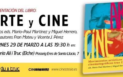 Presentación del Libro Arte y Cine