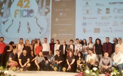 Participamos en la clausura de la 42 edición del Festival Internacional de Cine Independiente de Elche.