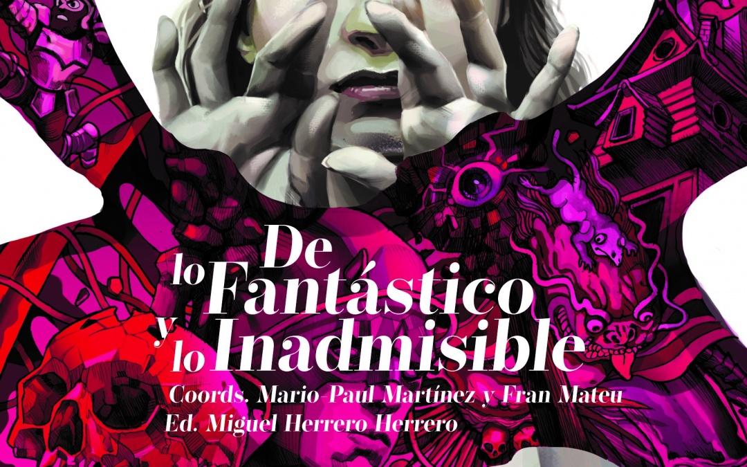 """Disponible nuestro nuevo libro """"De lo Fantástico y lo Inadmisible"""""""
