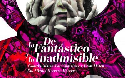 """Presentaciones del libro """"De lo Fantástico y lo Inadmisible"""" en Alicante y Sax"""