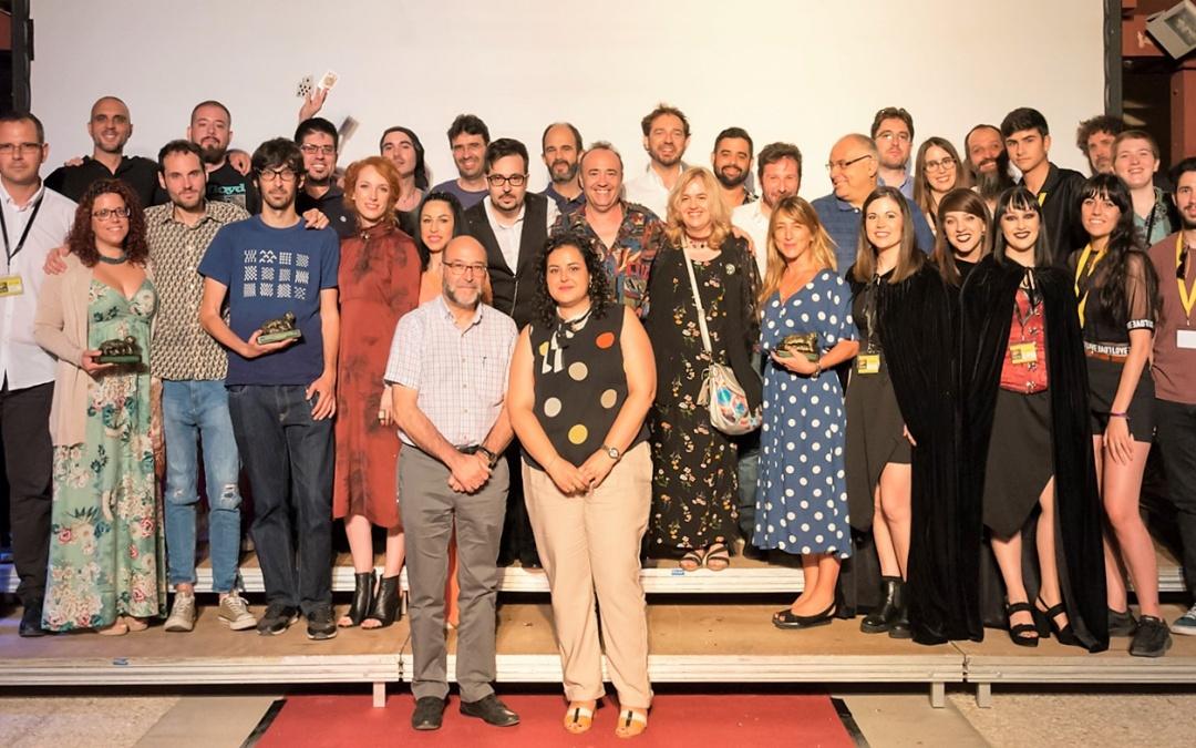 Clausuramos el 13º Festival Internacional de Cine de Sax