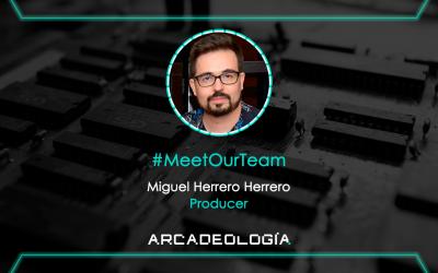 """Nos entrevistan en Mas Cultura por nuestra película """"Arcadeología"""""""