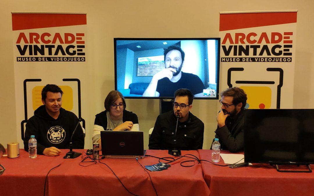 """Presentamos las primeras imágenes de """"Arcadeología"""" en el museo del videojuego."""