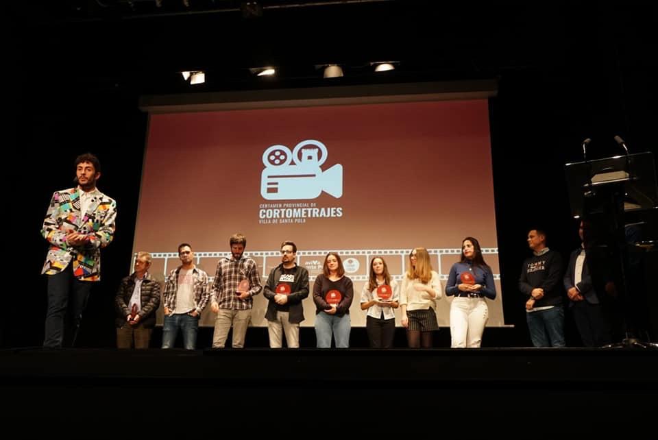 """Somos premiados por """"Mi nombre es Koji"""" en el Certamen de Cortos de Santa Pola"""