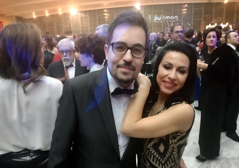 Asistimos como invitados a los 25 Premios Forqué