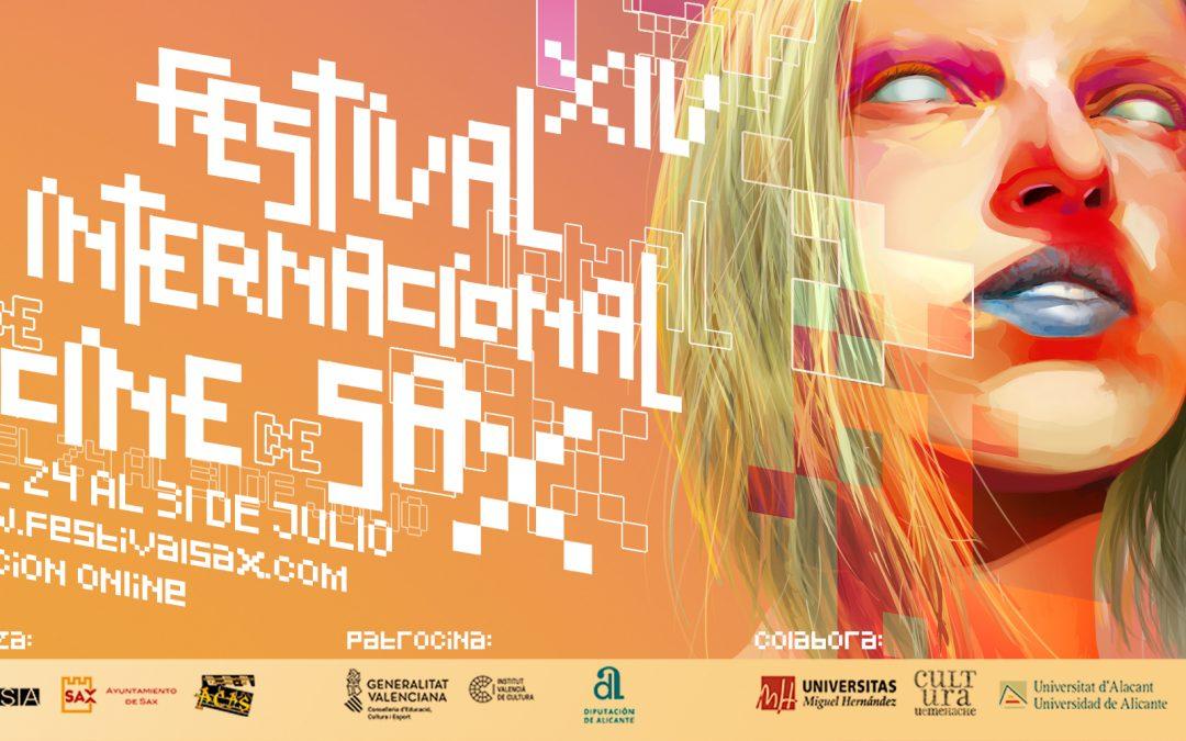 Abrimos la inscripción para el 14º Festival Internacional de Cine de Sax hasta el 1 de Julio