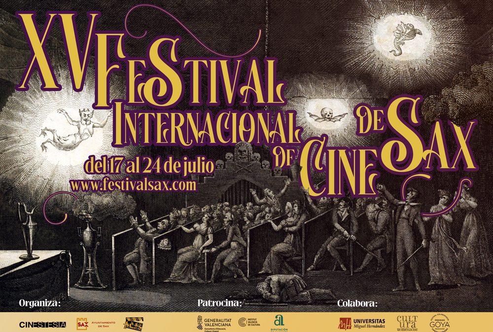 Cumplimos 15 años con el Festival Internacional de Cine de Sax